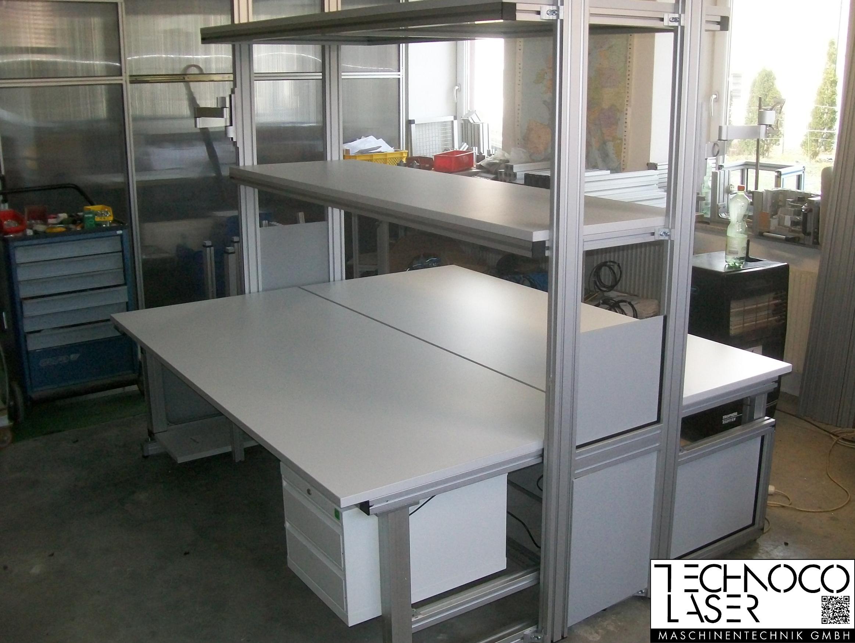 TECO Systemarbeitsplatz INDIVIDUELL