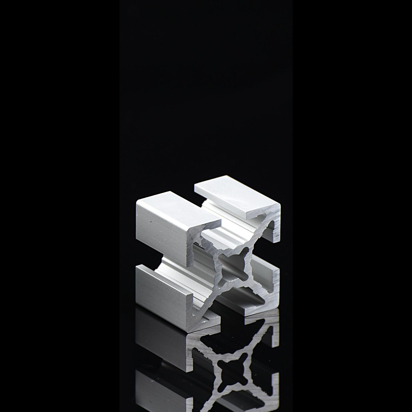TECO Alu Profil System 40x40L