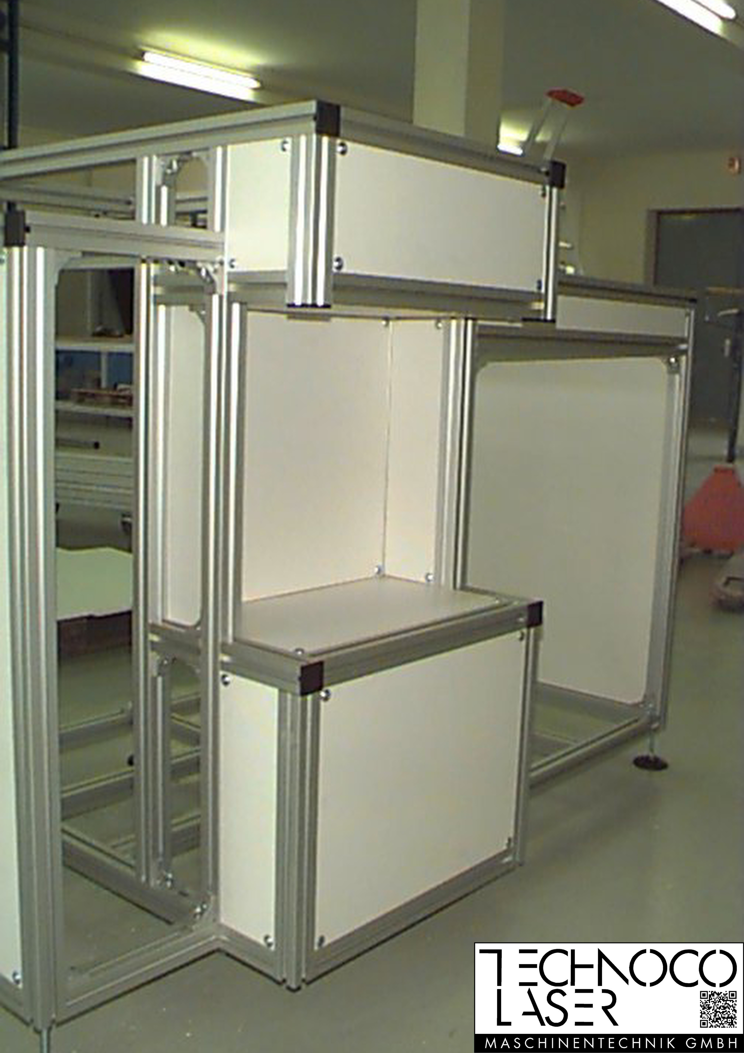 TECO Alu Profil System Sonderkonstruktionen
