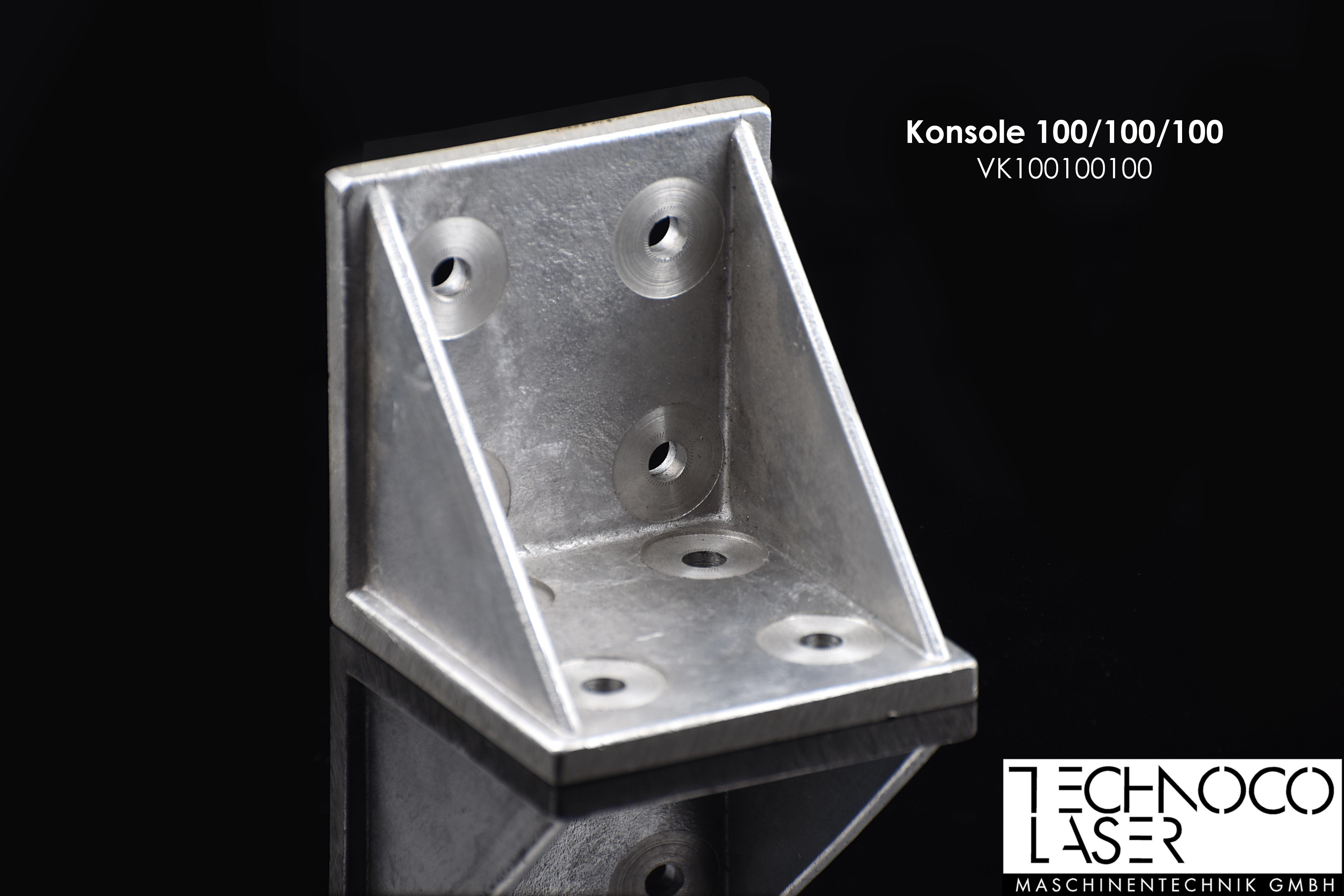 TECO Zubehör I Konsole 100/100/100