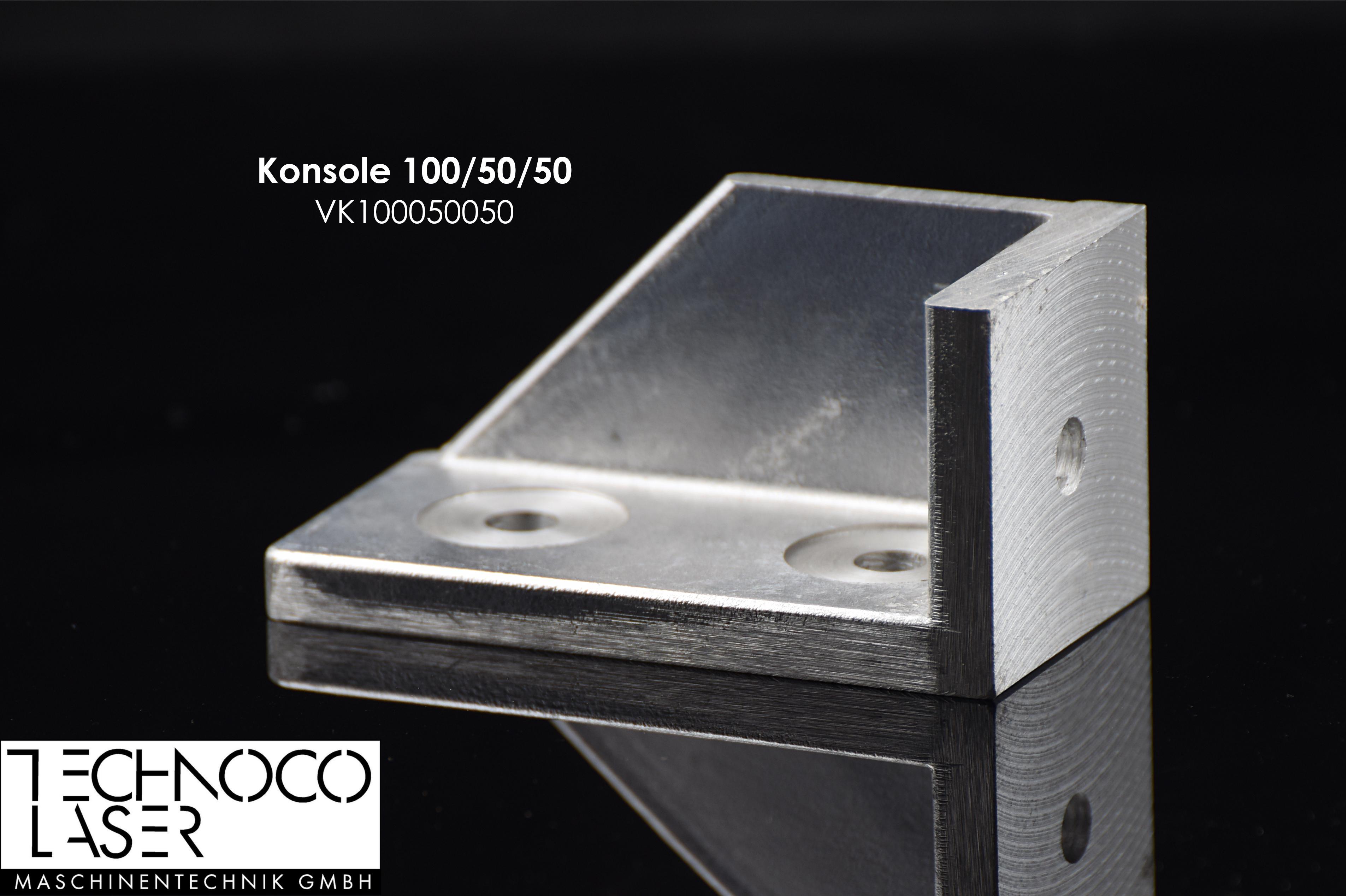 TECO Zubehör I Konsole 100/50/50