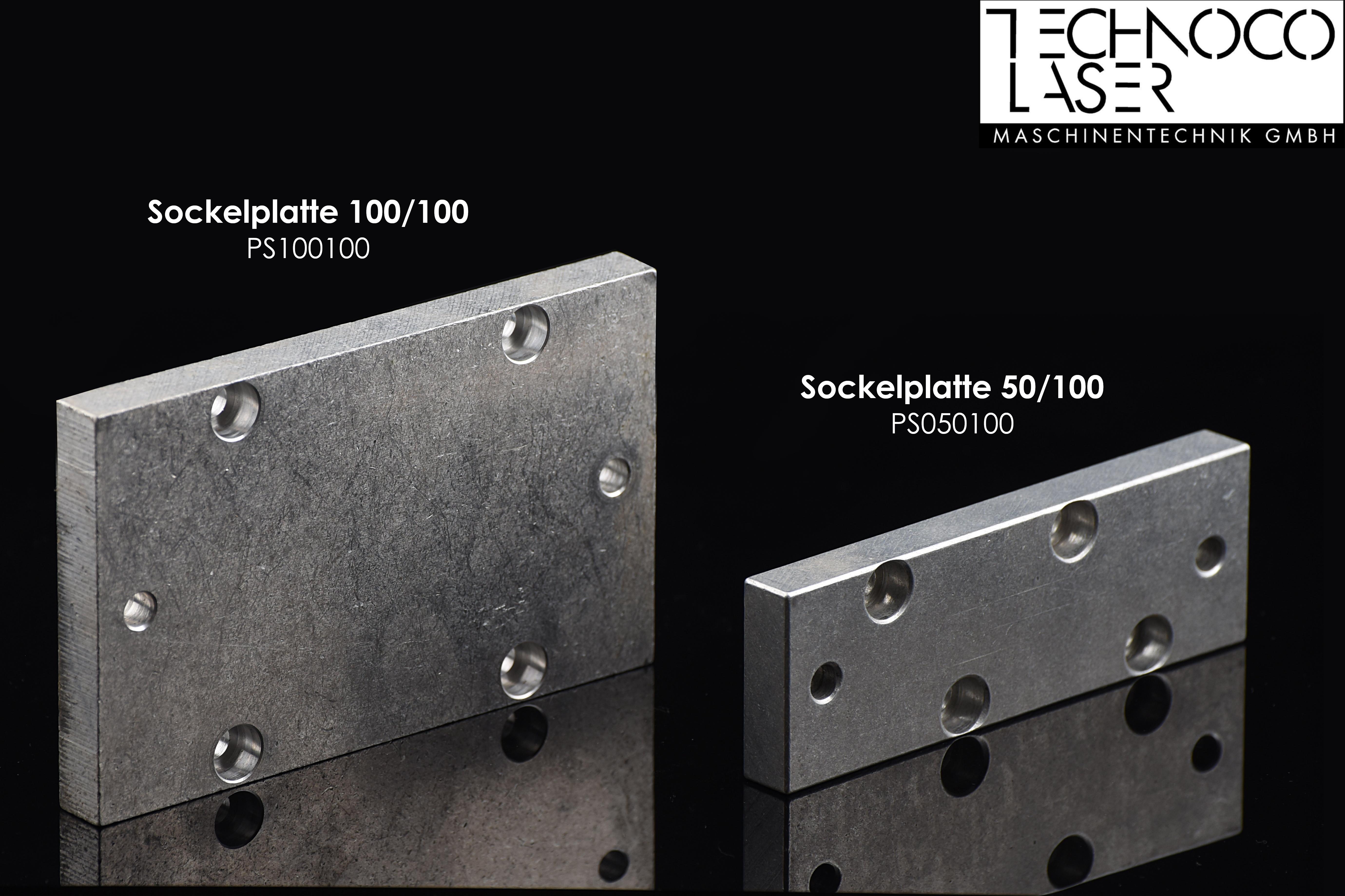TECO Zubehör I Sockelplatten