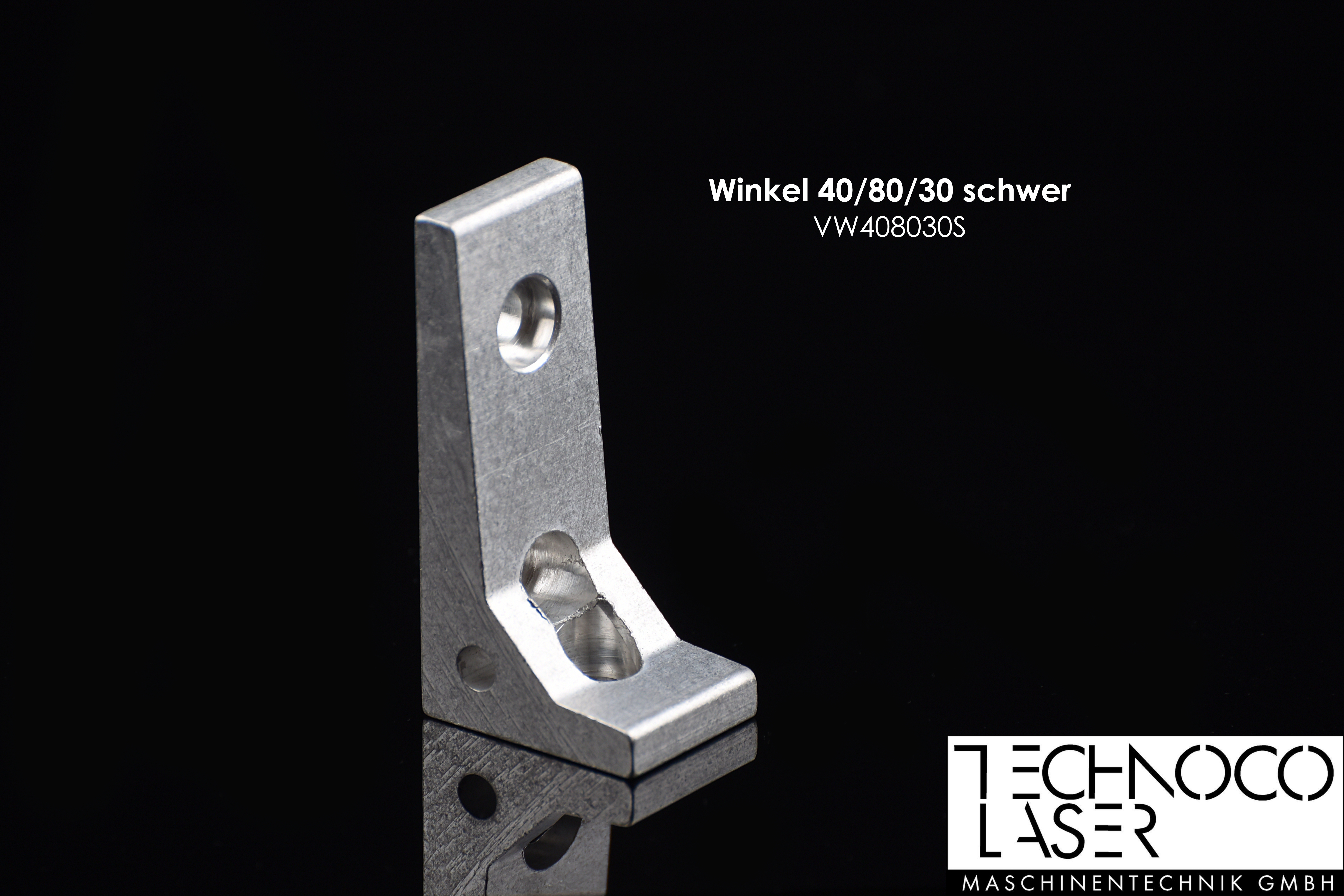 TECO Zubehör I Winkel 40/80/30 schwer