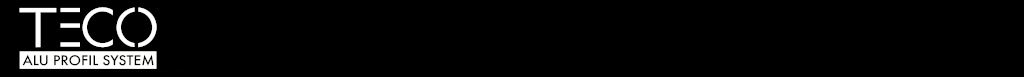 TECO Alu Profil System
